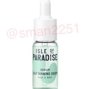 💛NEW!💛Isle Of Paradise Tanning Drops in Medium